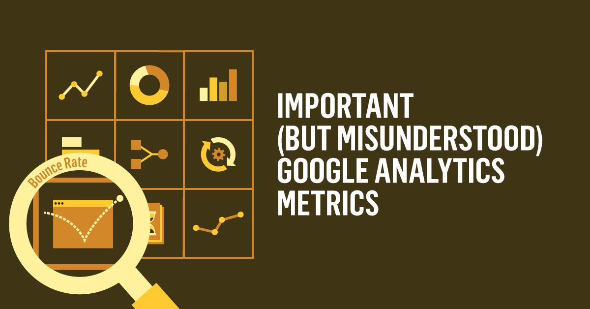 Important (But Misunderstood) Google Analytics Metrics - Bounce Rate
