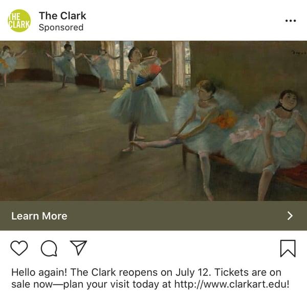 The Clark - Hello Again