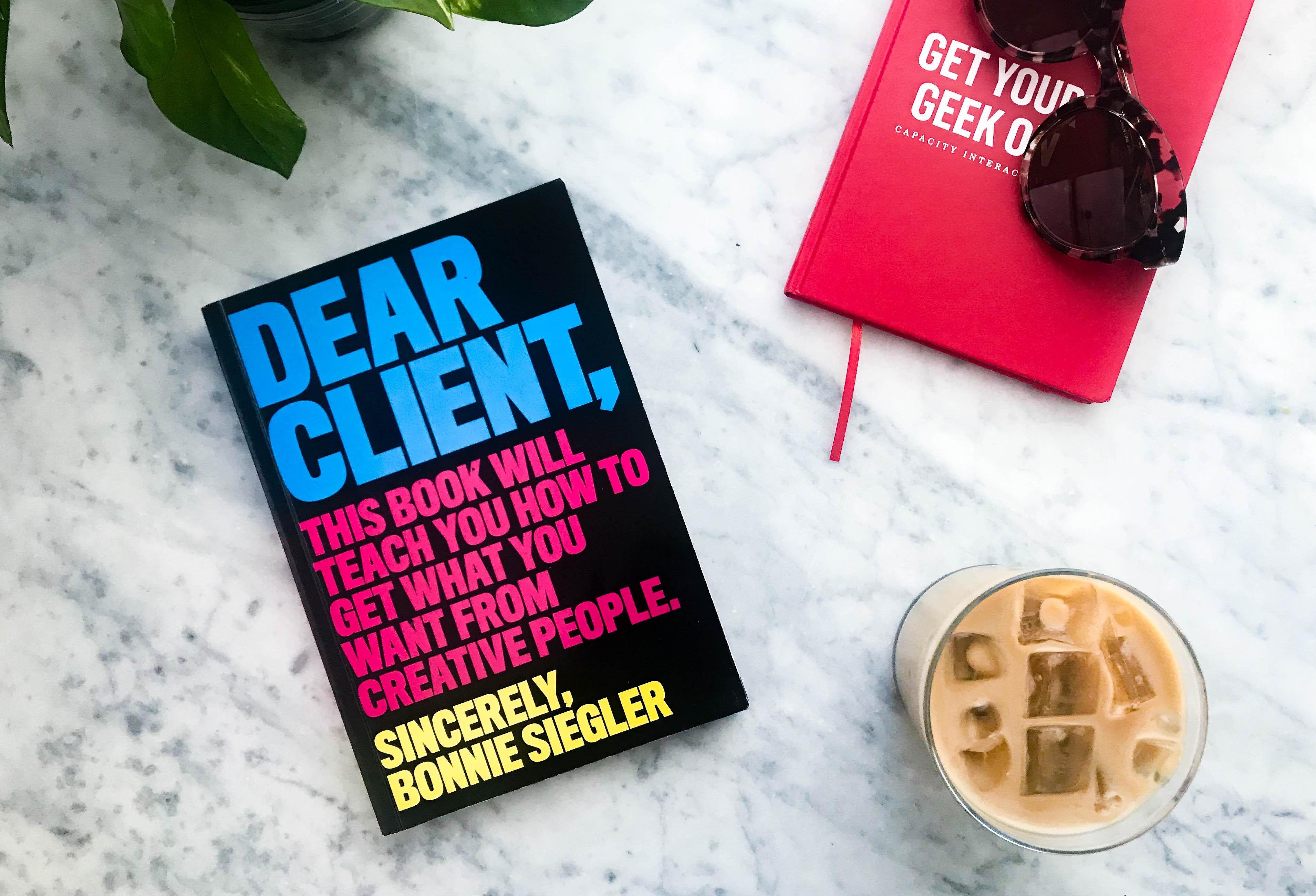 Dear Client Bonnie Siegler