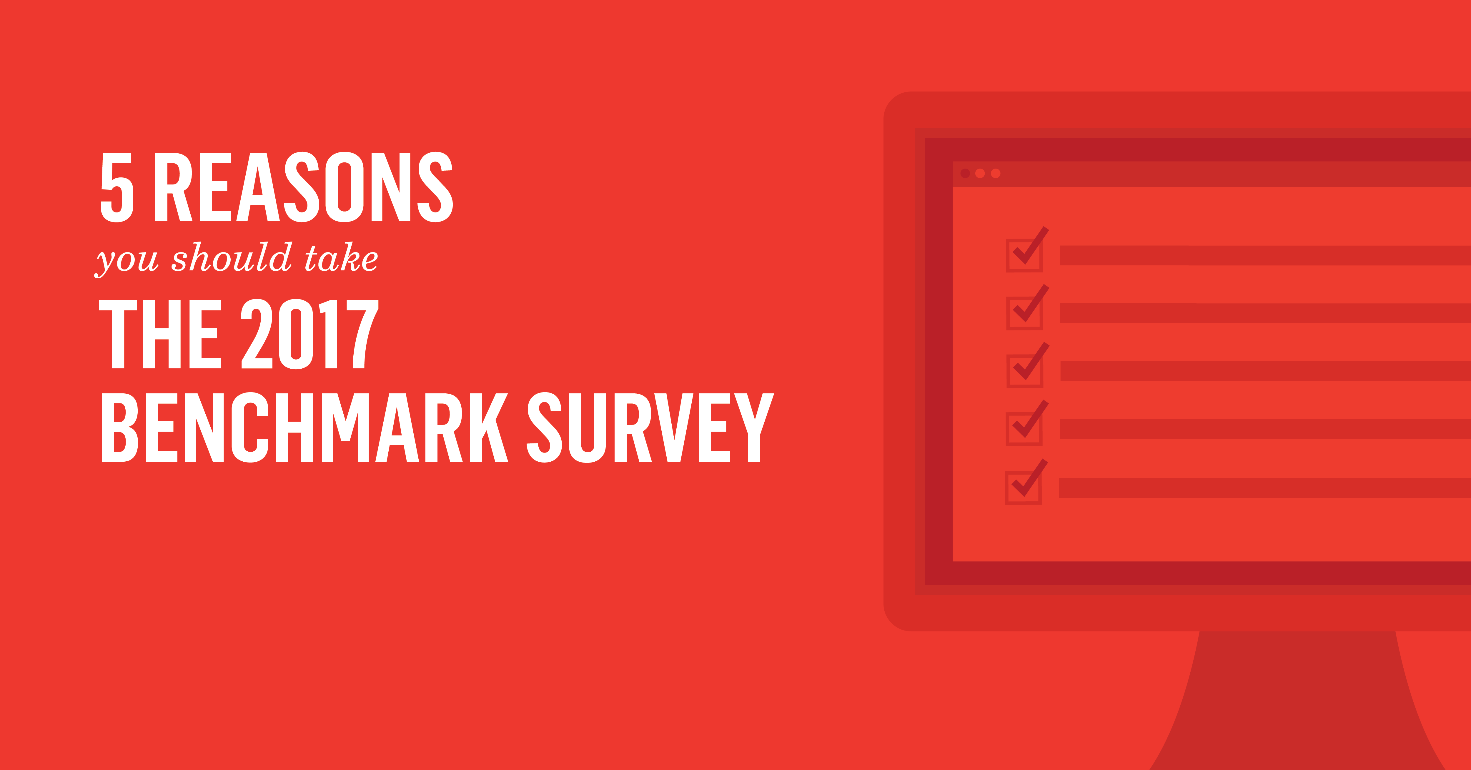 5 Reasons to Get Excited about the Arts Industry Digital Marketing Benchmark Survey-01