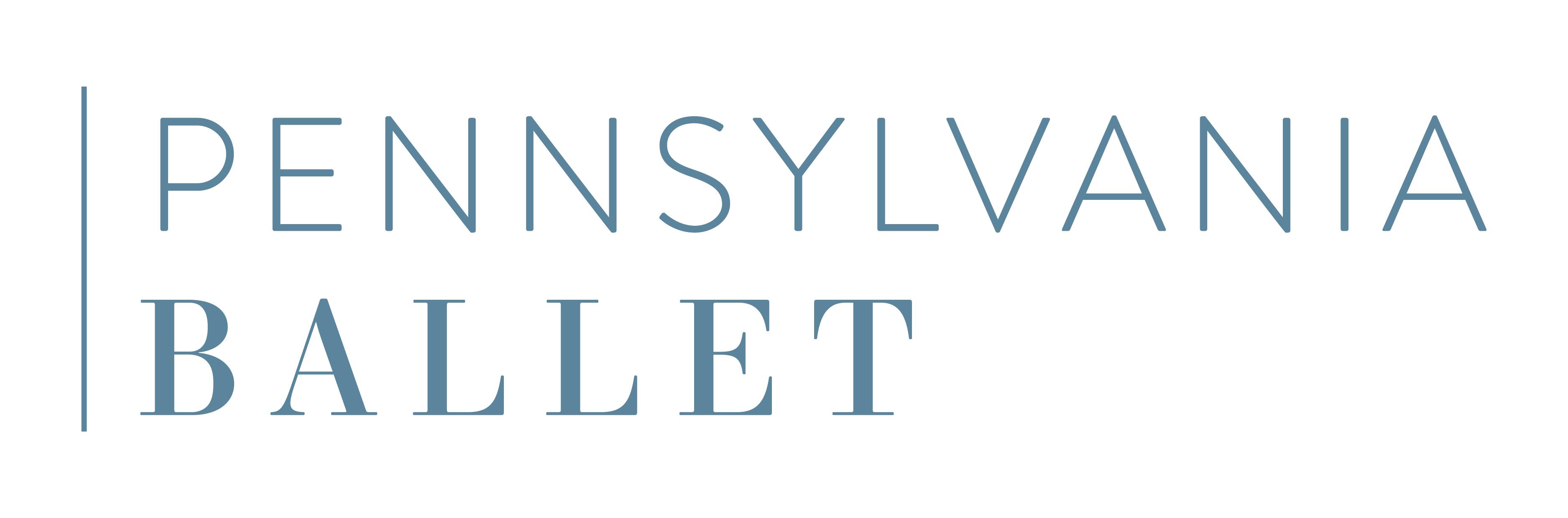 Pennsylvania Ballet Logo