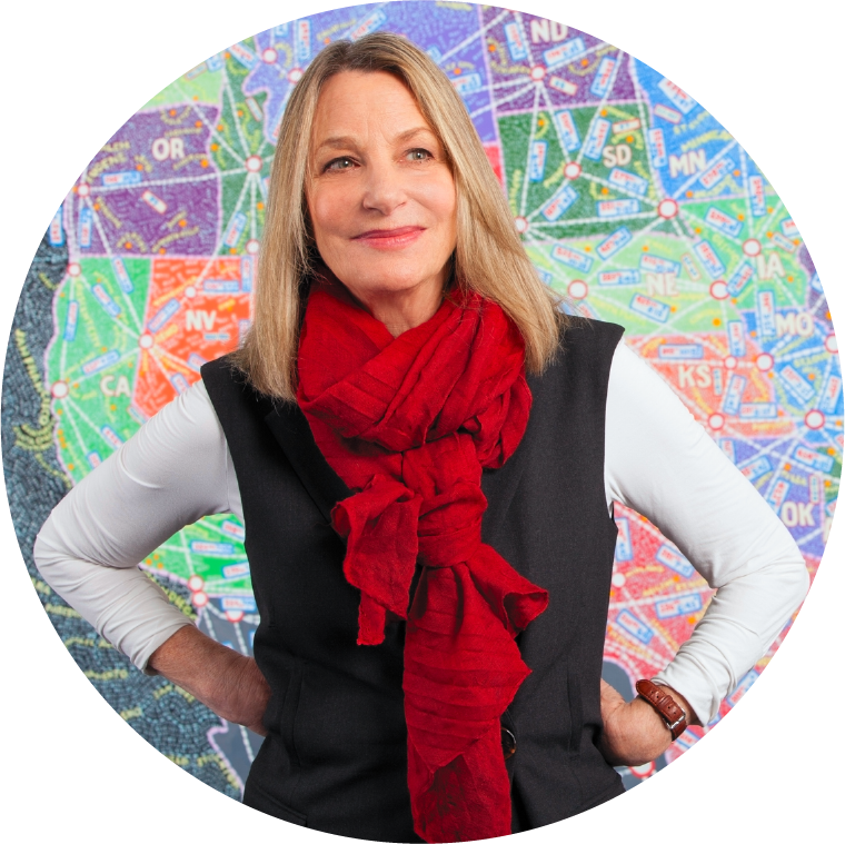 CI to Eye with Paula Scher